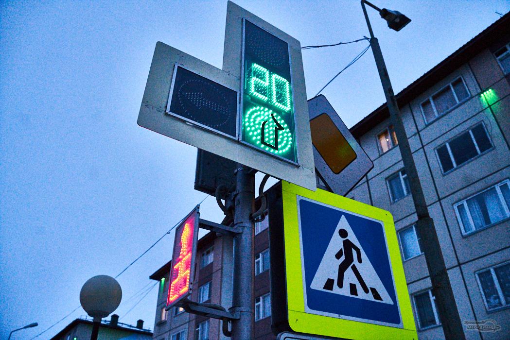 Семь новых светофоров появятся в Екатеринбурге в 2021 году