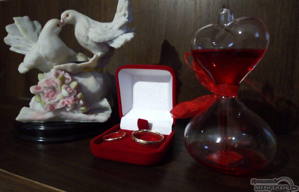 брак кольца свадьба загс