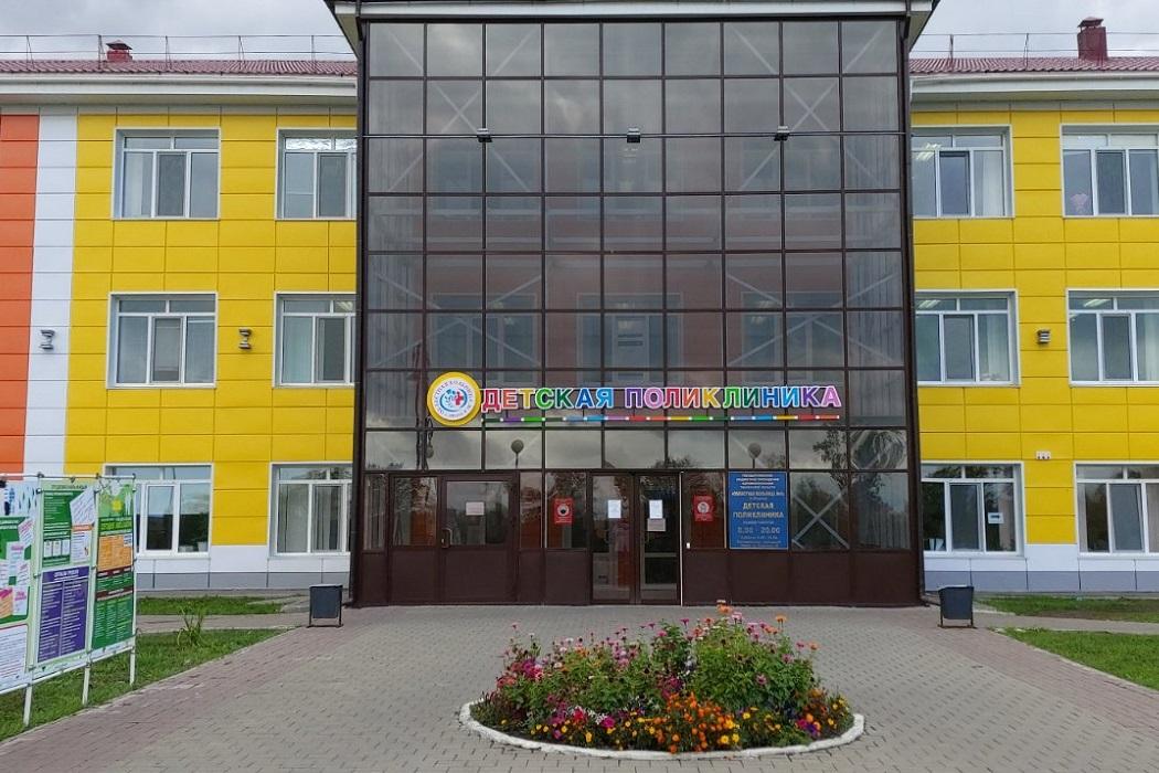 Детская поликлиника Ишима стала комфортнее 1