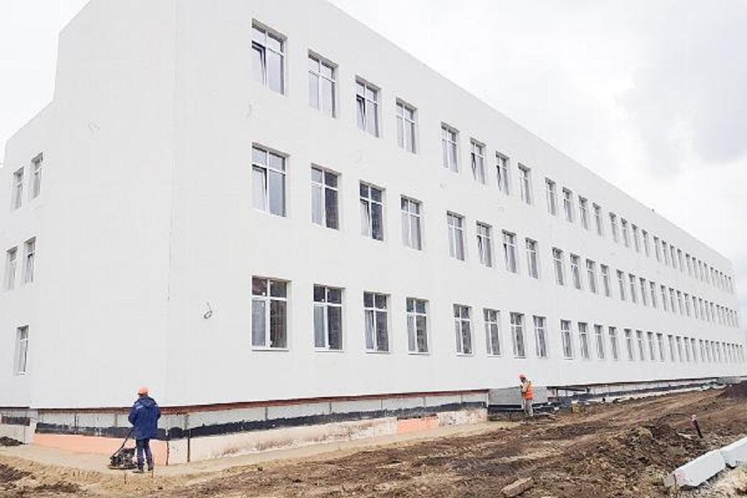 Школа в районе ЖК «Звёздный» в Тюмени откроется в 2021 году