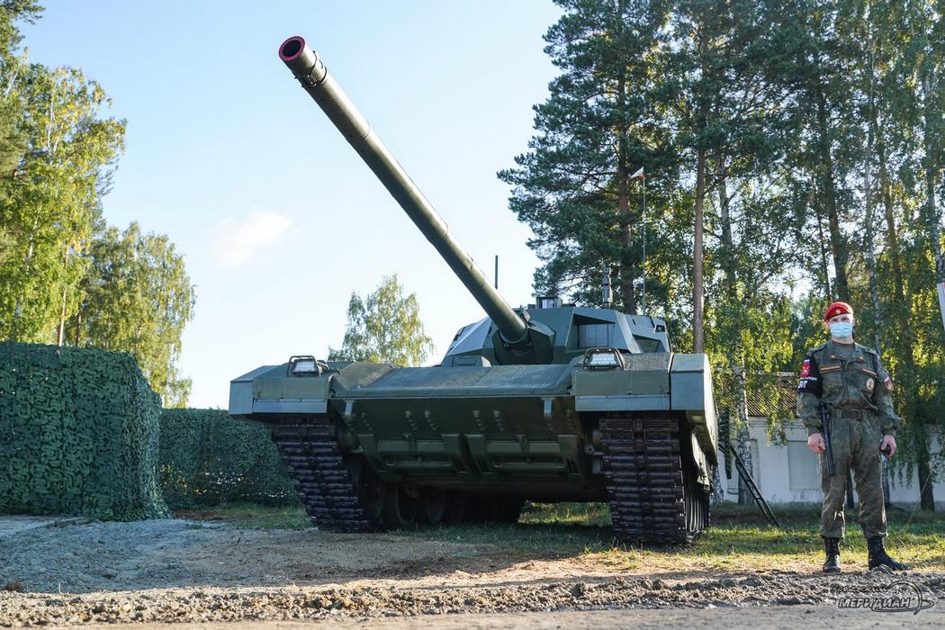 Армата Танки День танкиста ЦВО