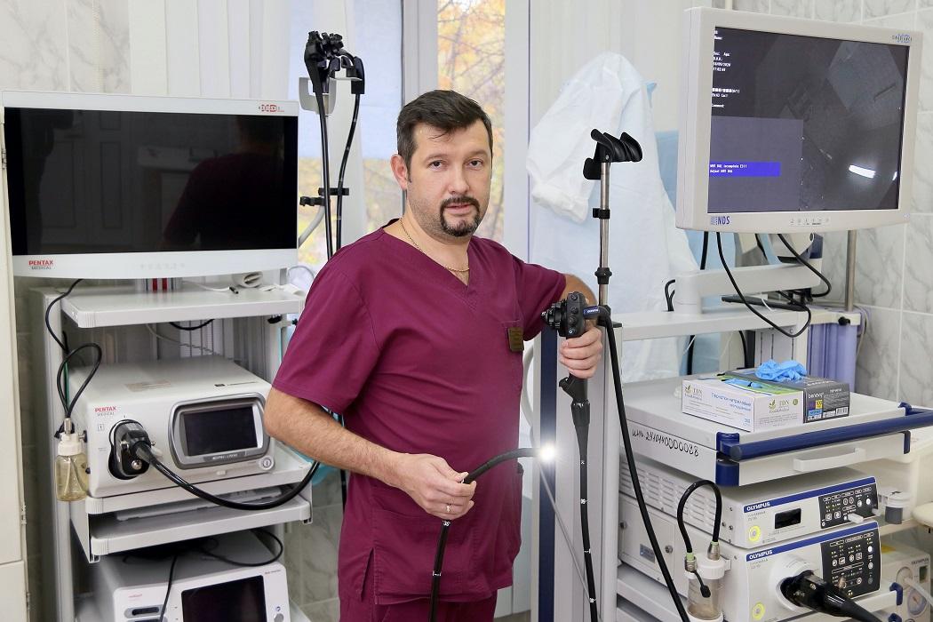 Тобольская больница получила новое эндоскопическое оборудование