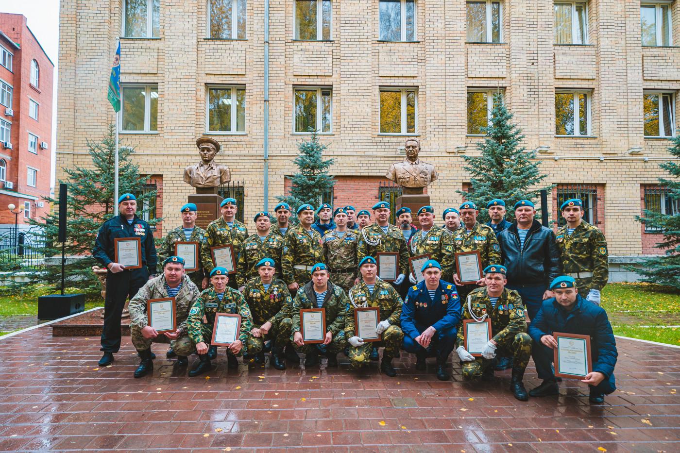 В Ханты-Мансийске увековечили память Василия и Александра Маргеловых 1