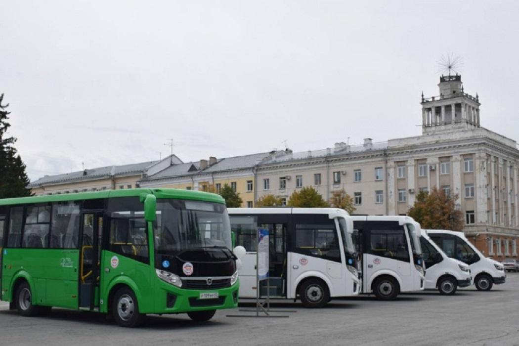 Курганцы усомнились в комфортности нового общественного транспорта