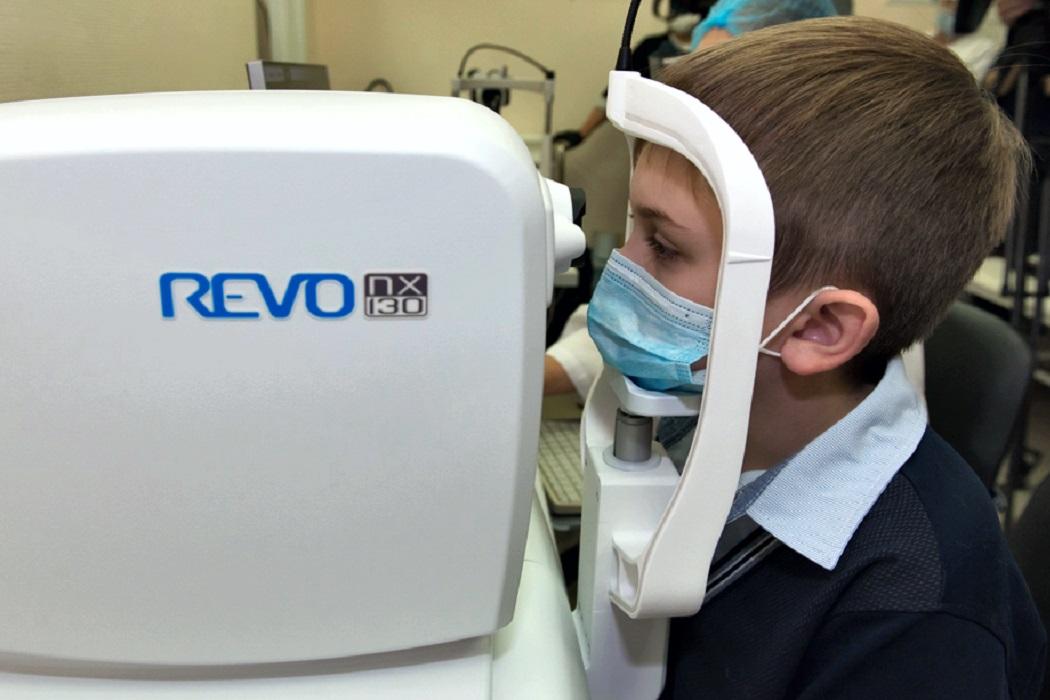 Детская поликлиника Ноябрьска получила новое диагностическое оборудование