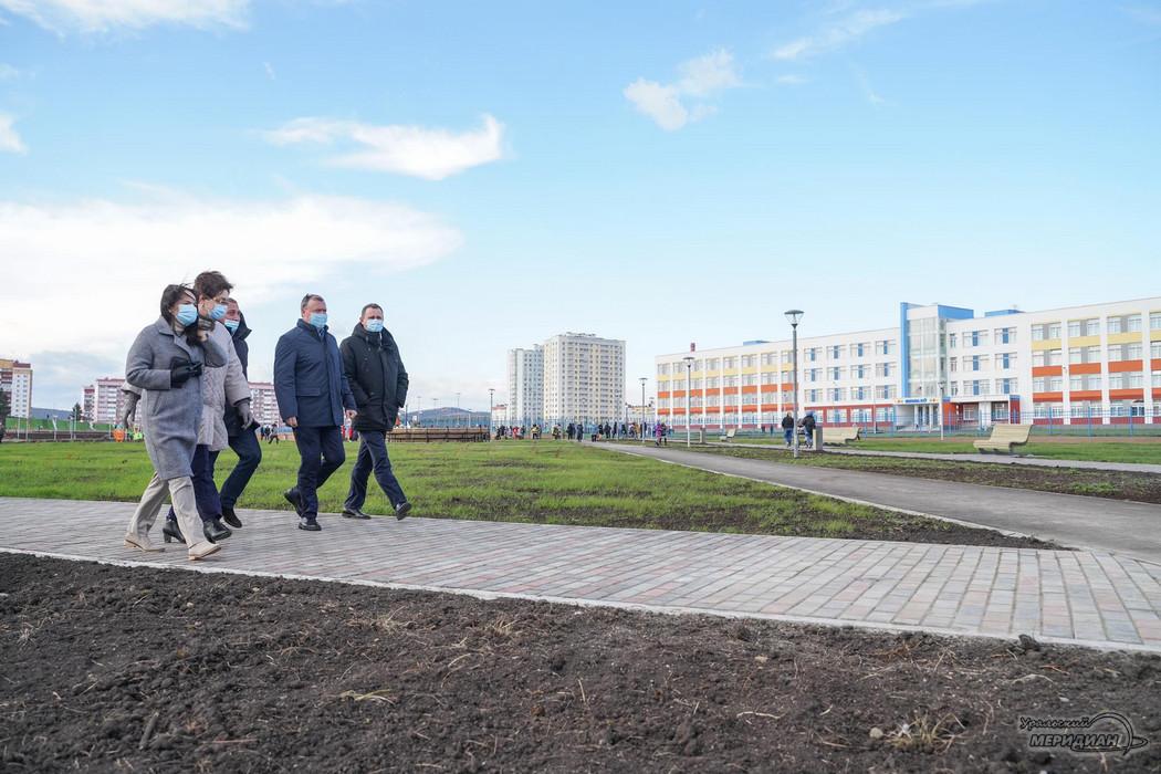 Экопарк Муринские пруды Нижний Тагил Орлов Пинаев