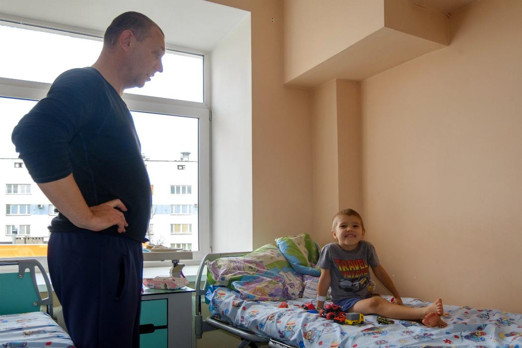 В ЧОДКБ спасли ребёнка с Дивертикулем Меккеля
