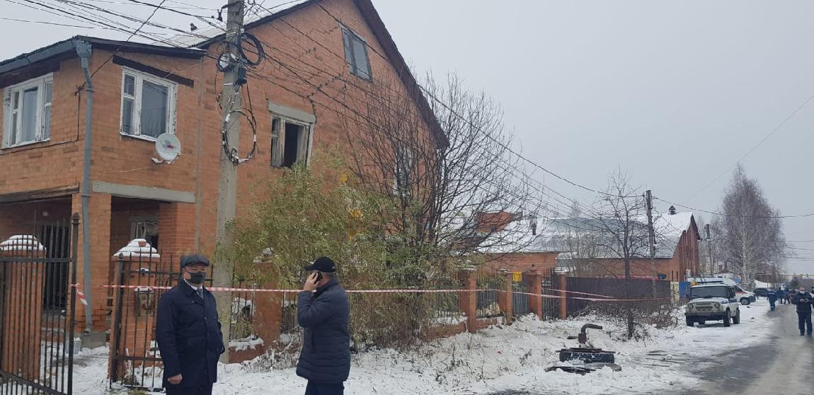 В Тюмени в трех домах взорвался газ, есть пострадавшие 1