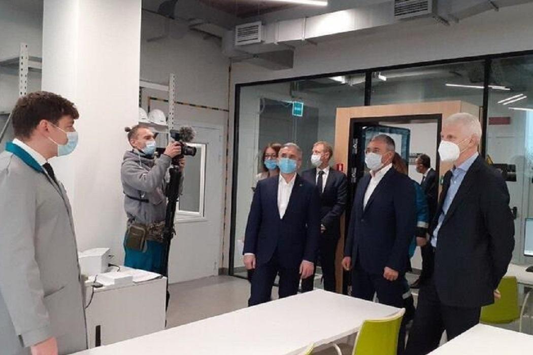 В Тобольске открылся центр для обучения сотрудников «Сибура»