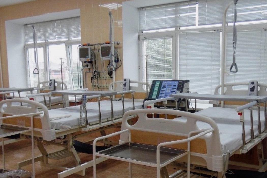 В тюменской Больнице Водников открыли COVID-госпиталь