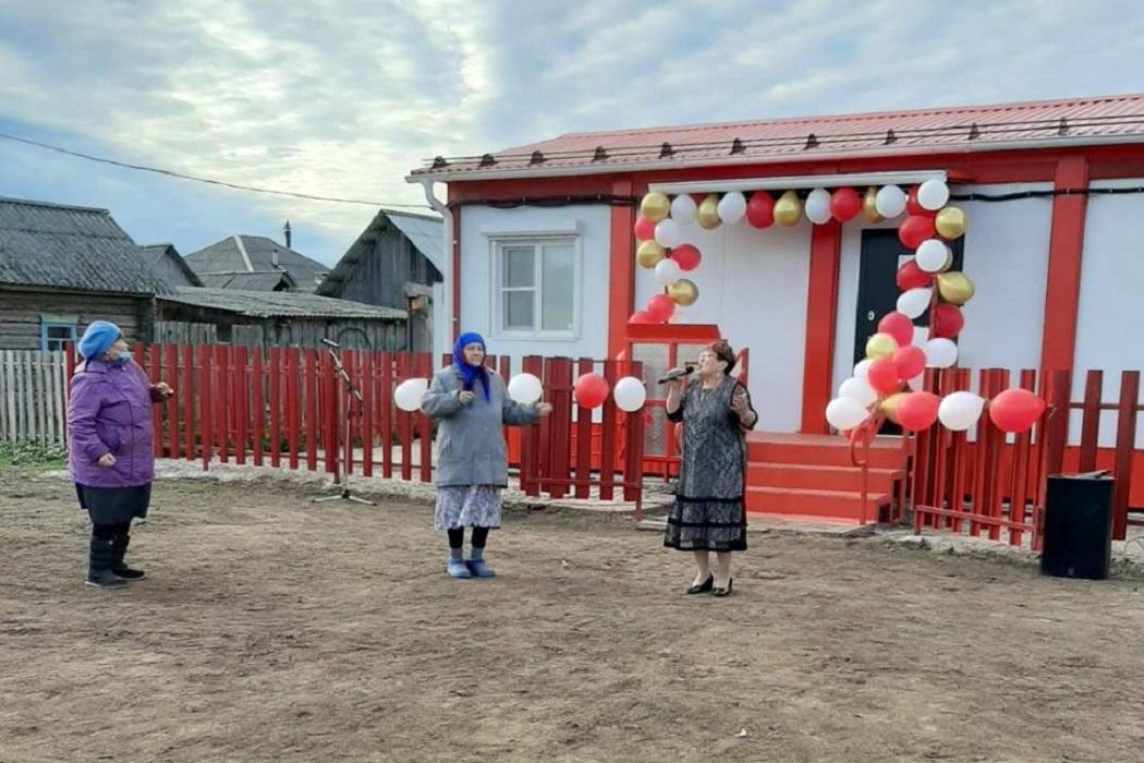 В труднодоступной деревне Тюменской области открылся новый ФАП