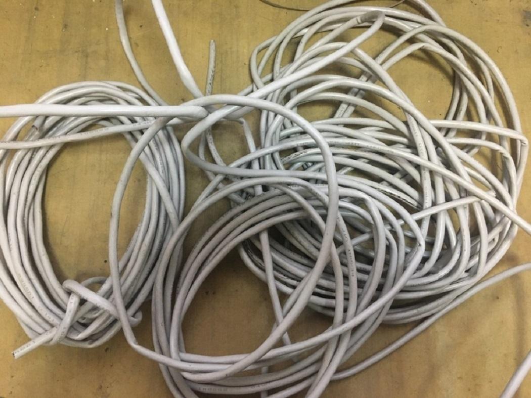 В Нижнем Тагиле задержан похититель сетевого кабеля