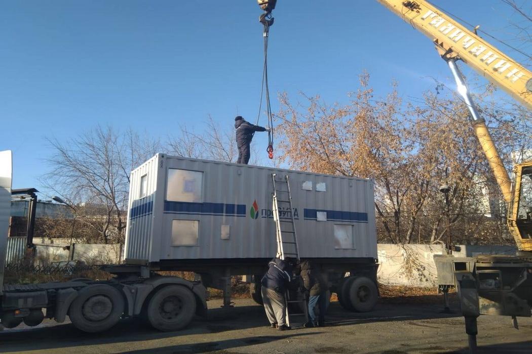 В Екатеринбурге у скорой помощи появилась собственная кислородная станция