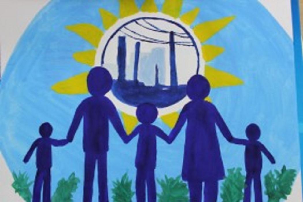 Дети ямальских энергетиков участвуют в конкурсе творческих работ