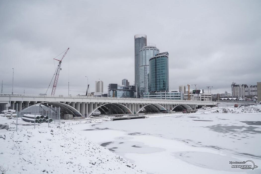 Екатеринбург Макаровский мост