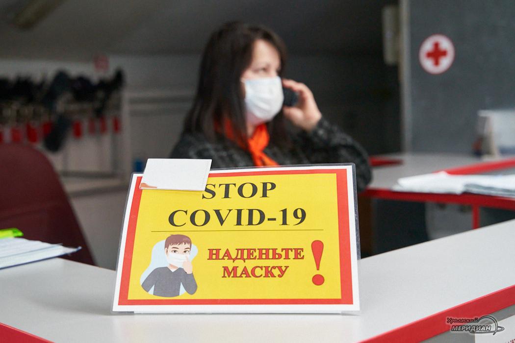 169 новых случаев COVID-19 выявлено в Югре за сутки