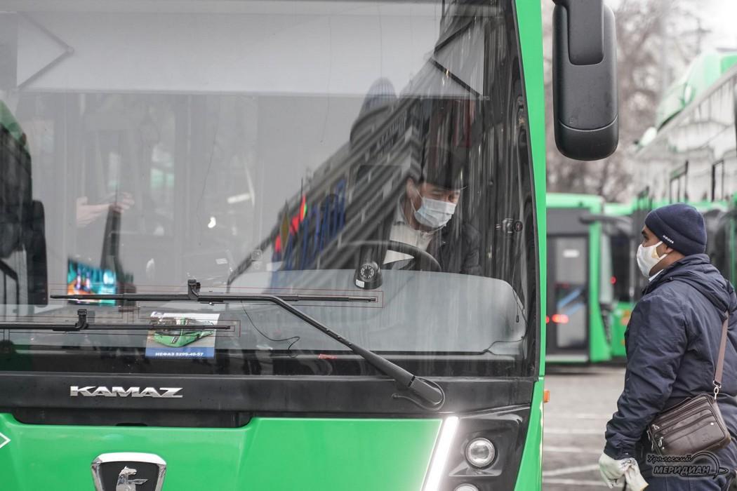 Екатеринбург автобус транспорт