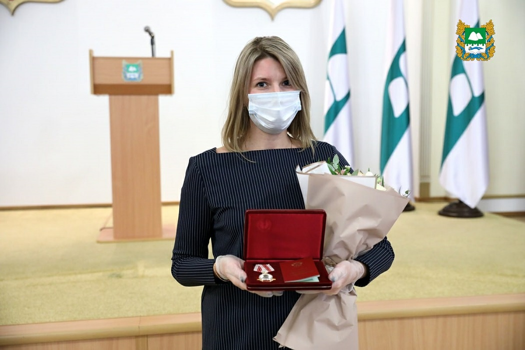 Награда медиков