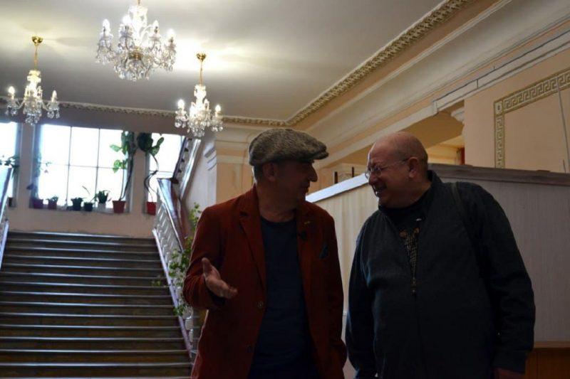В Екатеринбурге снят фильм о создании группы «ЧайФ»