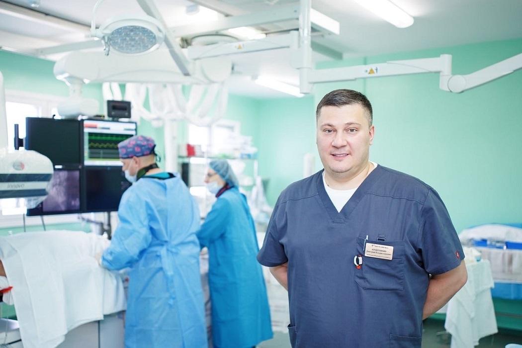 Тюменские хирурги спасли жизни семерым пациентам с аневризмой аорты