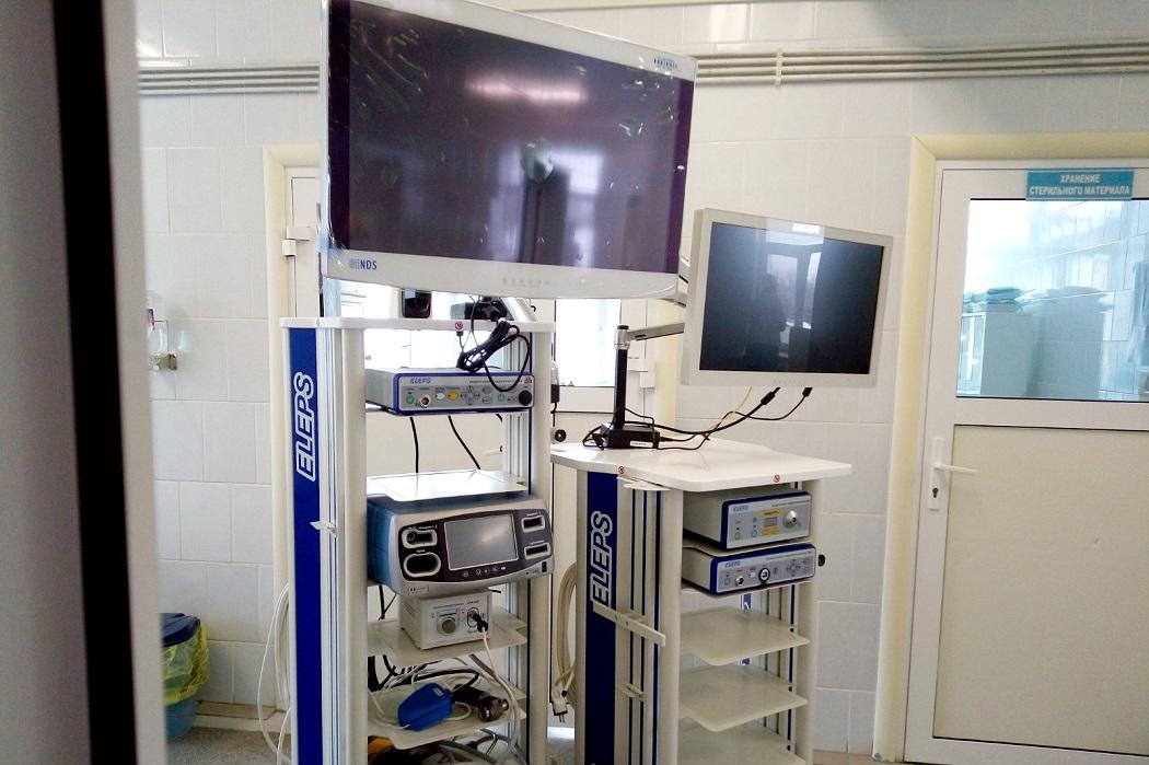 У ишимских гинекологов появилось новое оборудование