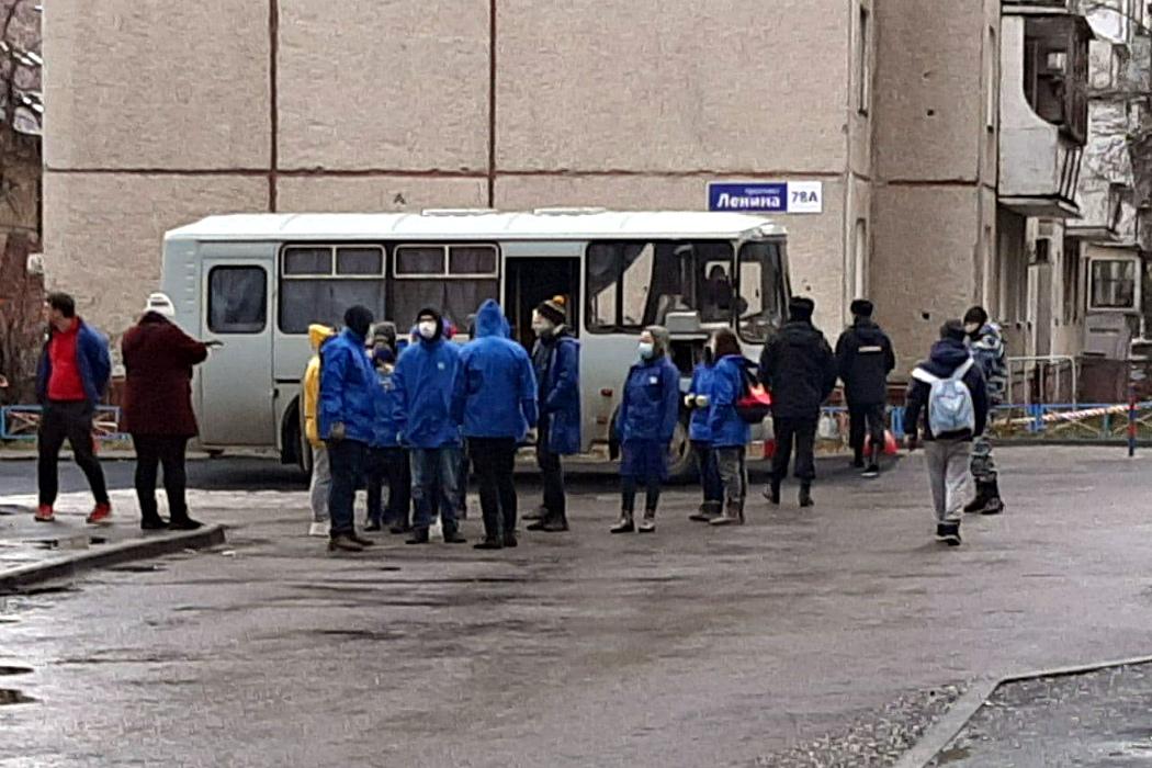 В Челябинске наградят студентов за помощь при взрыве в ГКБ №2