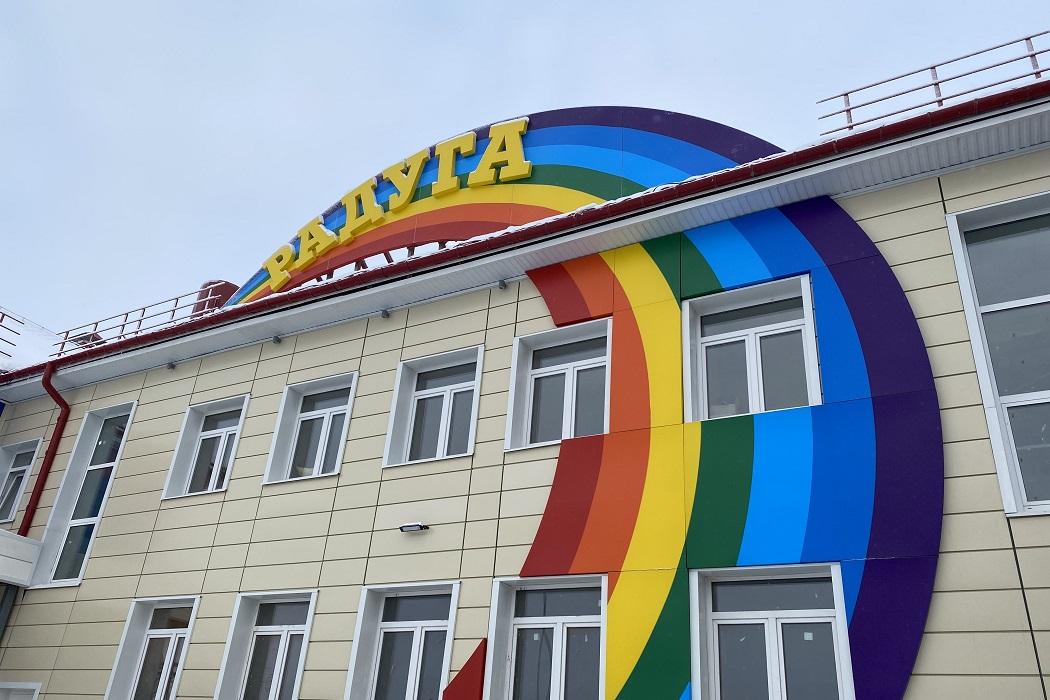 В Губкинском готовятся к сдаче два детских сада 1
