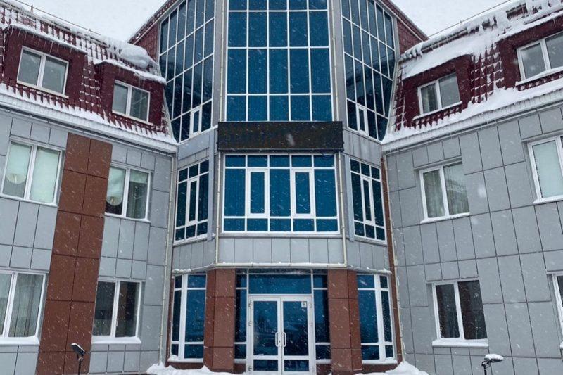 В Новом Уренгое открыт новый инфекционный госпиталь на 300 мест