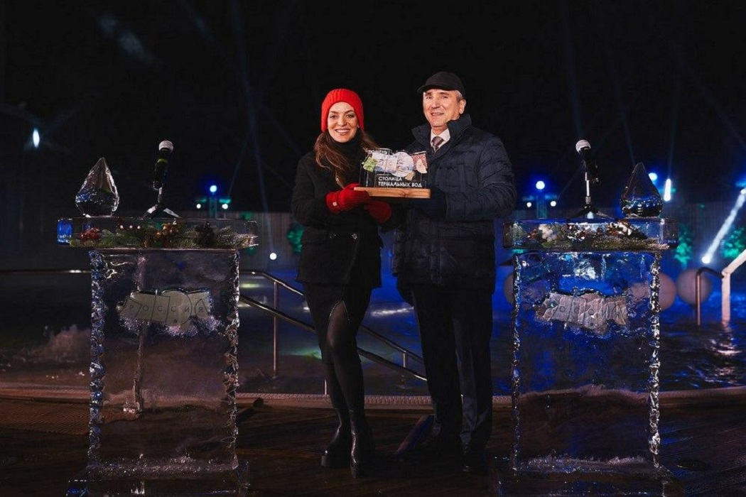В Тюменской области открыли первый российский сезон термальных вод
