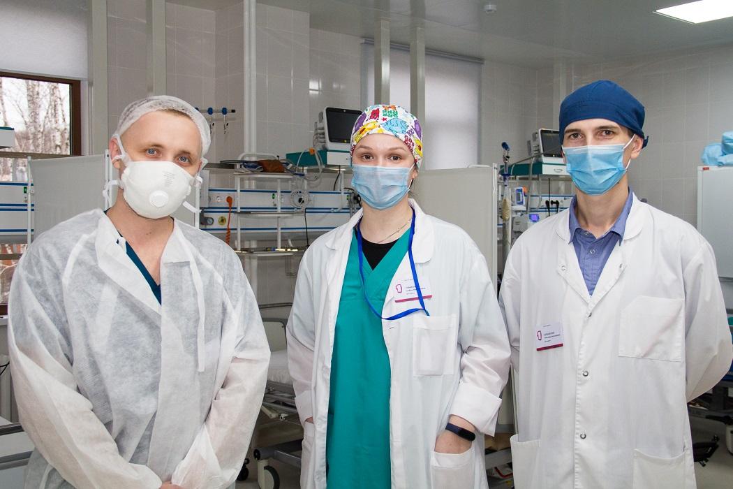 В тюменской ОКБ №1 применяют передовой метод лечения инсультов