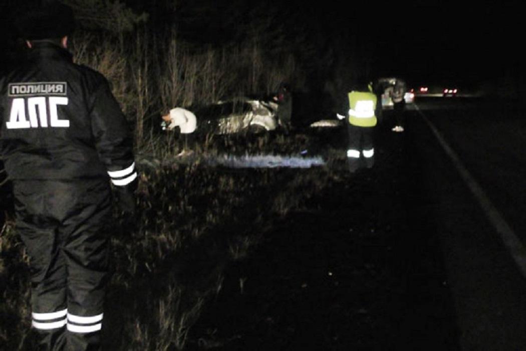 В ДТП на Серовском тракте погибла 78-летняя женщина