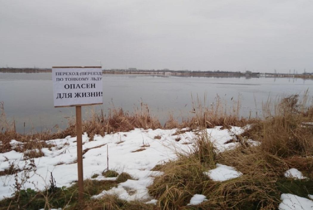 В Курганской области закрыли навигацию на водных объектах
