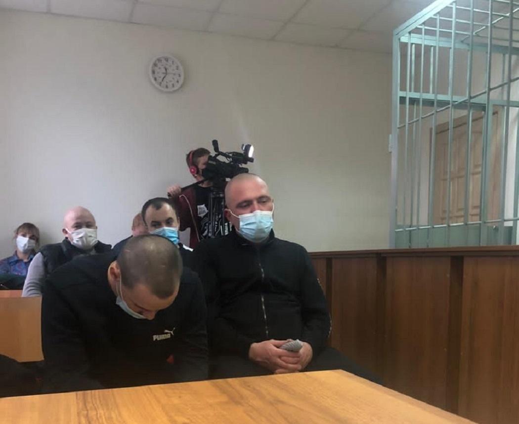 В Первоуральске четверо мужчин осуждены за разбой на Хрустальной