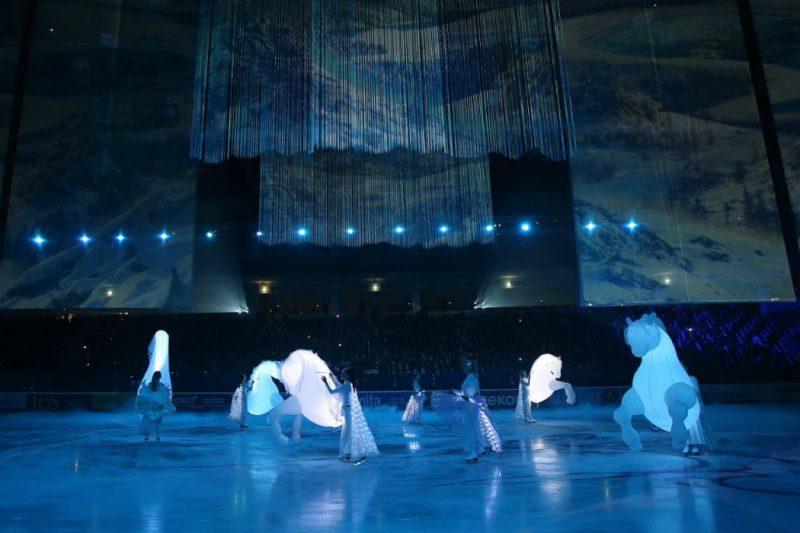 90 спортсменов участвуют в чемпионате по фигурному катанию в Челябинск