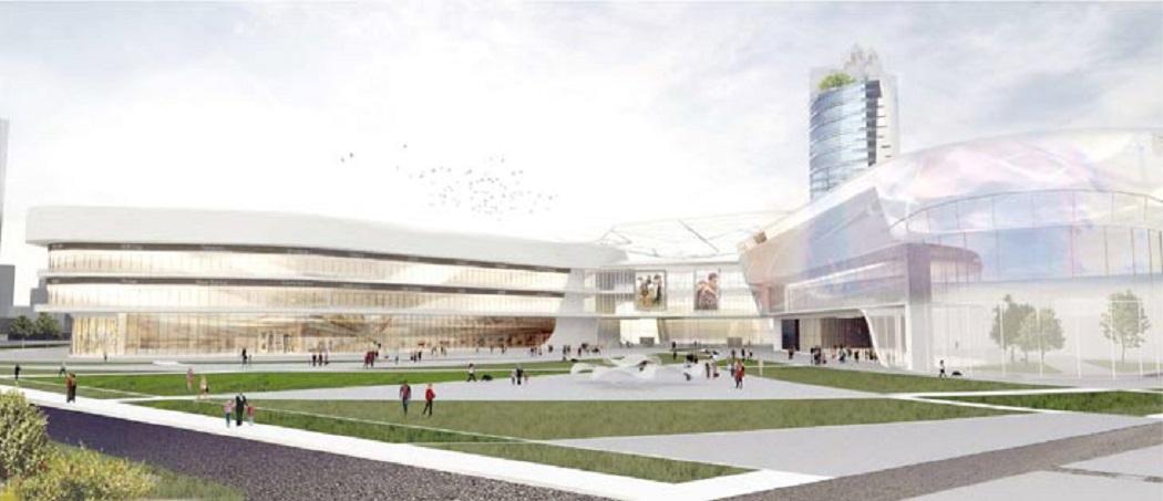 Студенты УрГАХУ создали 9 проектов «Золотого» автовокзала