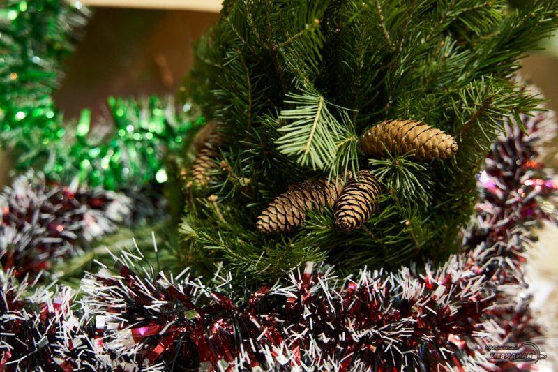 Елочный базар елка шишка новый год