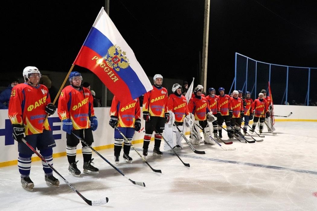 Хоккей +команда