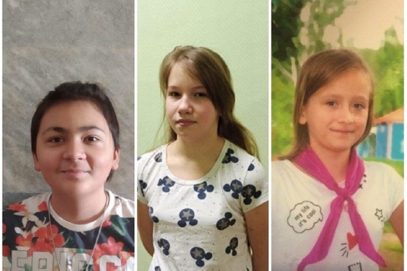 В Екатеринбурге нашли пропавших детей