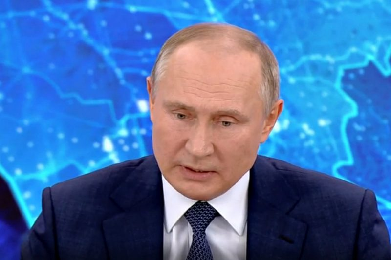 Путина удивили жалобы жителя Магнитогорска на выбросы