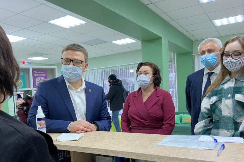 Текслер после конференции Путина приехал в Магнитогорск