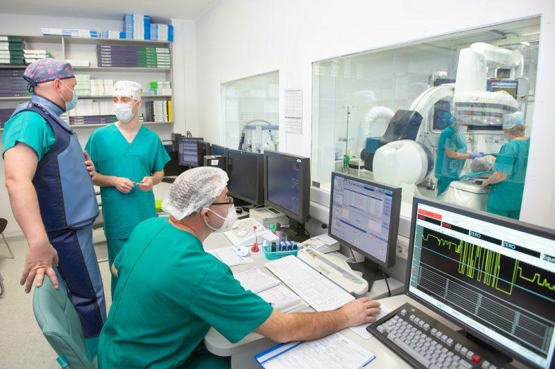 операция больница кт