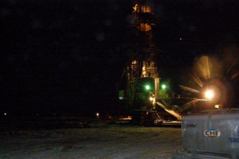 В Сургутском районе погиб рабочий буровой установки