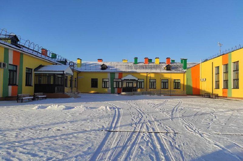 В Уватском районе построили школу на 60 учебных мест