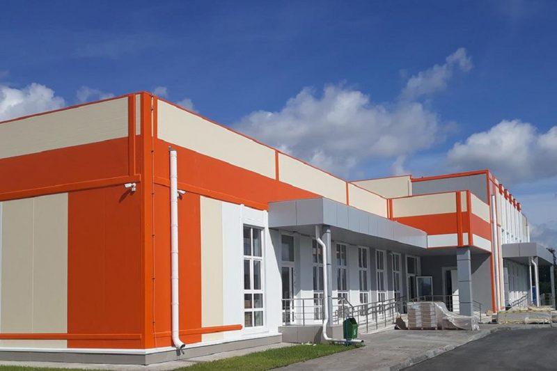 В Ялуторовском районе построили Детскую школу искусств