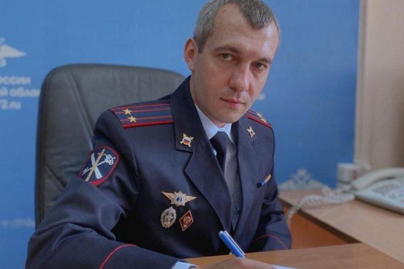 В пресс-службе полиции Тюменской области назначили нового руководителя