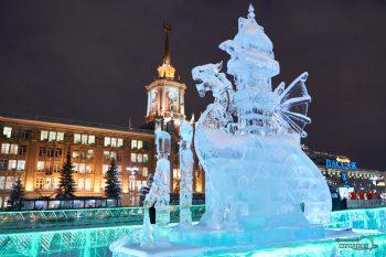 ledovyy gorodok 2021 ekaterinburg 21