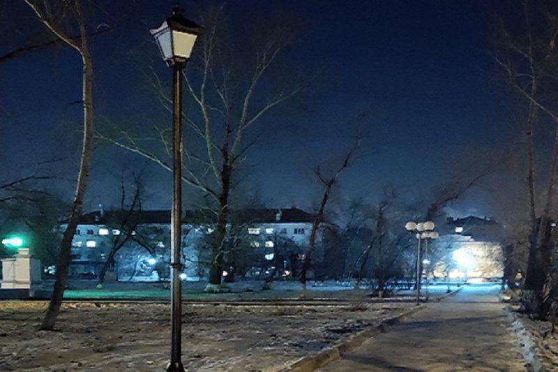 сквер Шадринск