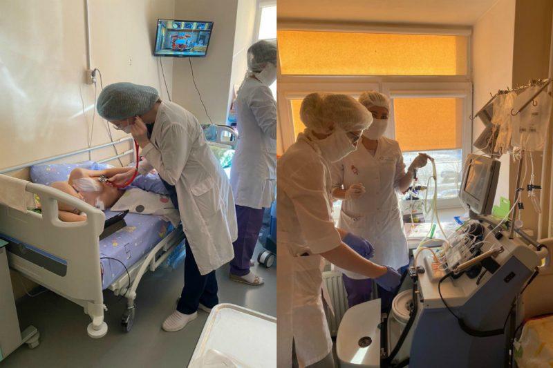В Челябинске впервые трансплантировали стволовые клетки ребёнку