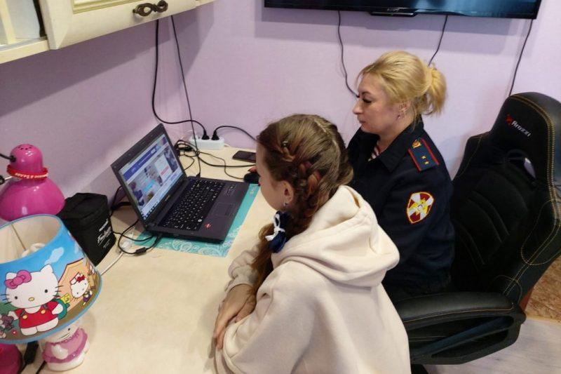Онлайн-проект росгвардейцев