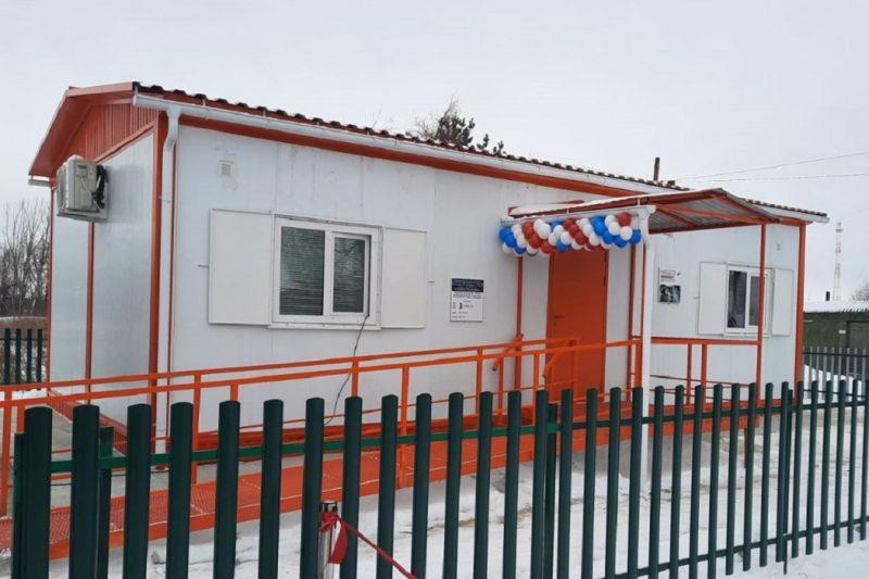 Четыре новых ФАПа открылись в Заводоуковском районе